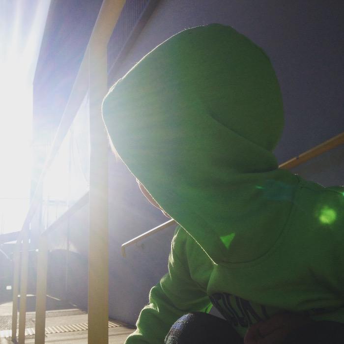 D in the light